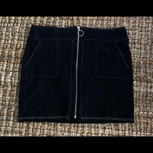 INC international Concepts Black Skirt